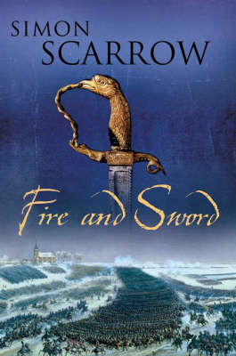 Fire and Sword (Revolution #3) by Simon Scarrow image