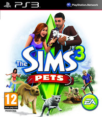 The Sims 3: Pets for PS3