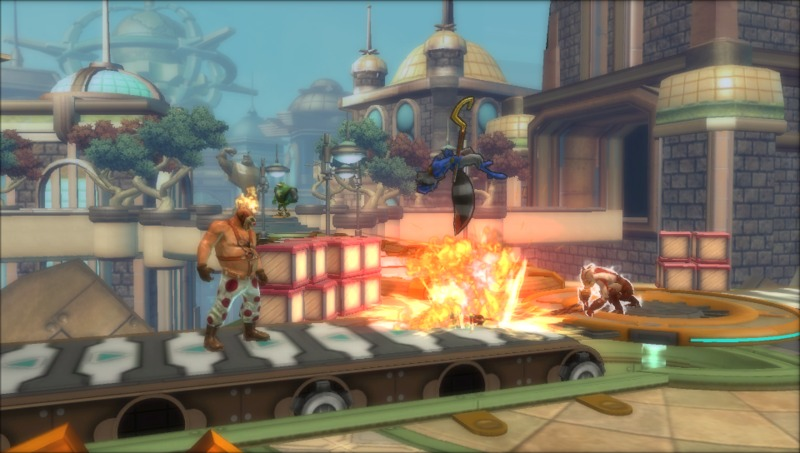 Playstation All-Stars Battle Royale for PlayStation Vita image