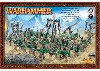 Warhammer Goblin Regiment