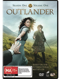 Outlander - Season 1: Volume 1 on DVD