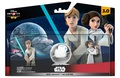 Disney Infinity 3.0: Star Wars Rise Against the Empire (Luke Skywalker/Princess Leia Organa) Playset for