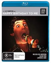 Happy Birthday To Me on Blu-ray