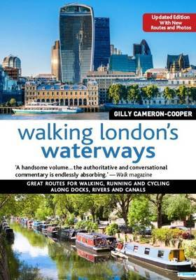 Walking London's Waterways, Rev Edn by Gilly Cameron Cooper image