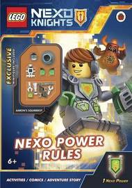 LEGO NEXO KNIGHTS: Nexo Power Rules