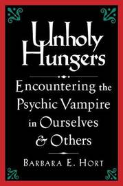 Unholy Hungers by Barbara E. Hort image