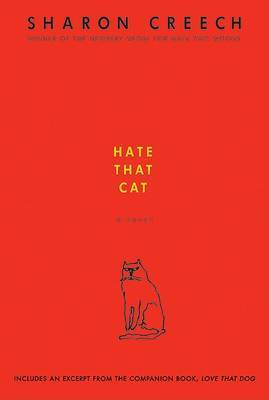 Hate That Cat by Sharon Creech image
