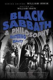 Black Sabbath and Philosophy