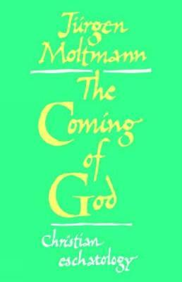 The Coming of God by Jurgen Moltmann image