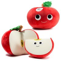Yummy World: Ally & Sally Apple - Medium Plush