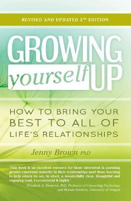 Growing Yourself Up by Jenny Brown image