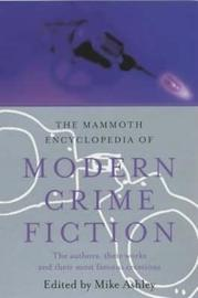 The Mammoth Encyclopedia of Modern Crime Fiction by Mike Ashley image