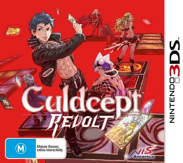 Culdcept Revolt for Nintendo 3DS