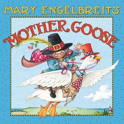 Mary Engelbreit's Mother Goose Board Book by Mary Engelbreit