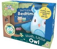 Little Learners Hush, Little Owl Boxset by Parragon image