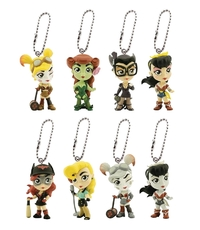 DC Comics - Lil Bombshells Backpack Clips Series 01 (Blind Bags)