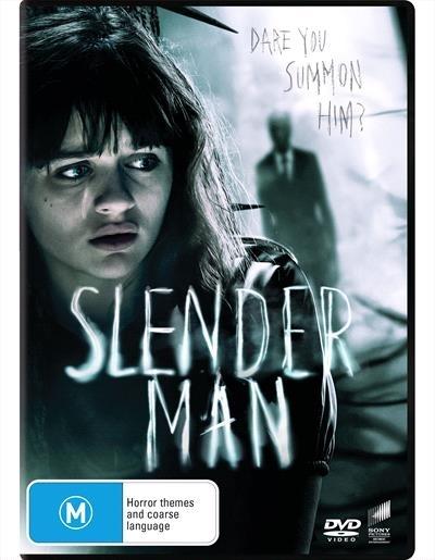 Slender Man on DVD