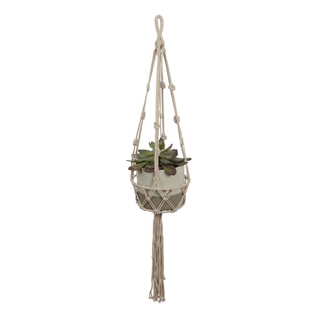 Aura Rope Pot Basket 25x120cm