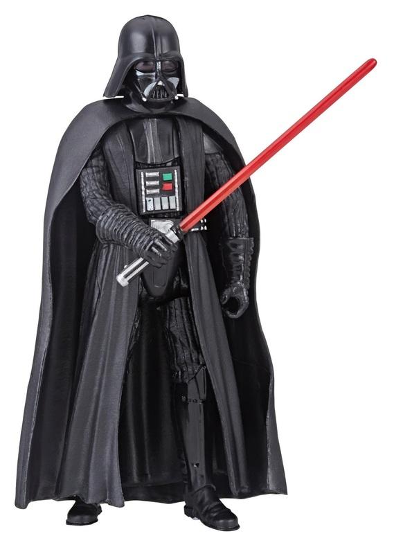 Star Wars: Mini Comic & Figure Set - Darth Vader