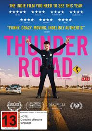 Thunder Road on DVD image