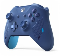 Xbox One Wireless Controller - Sport Blue Limited Edition for Xbox One image