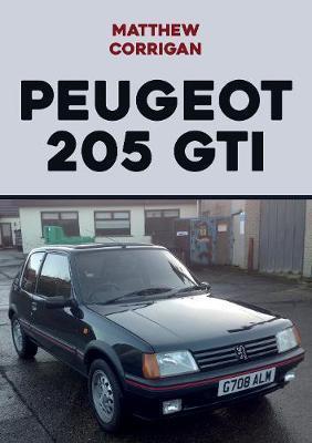 Peugeot 205 GTI by Matthew Corrigan