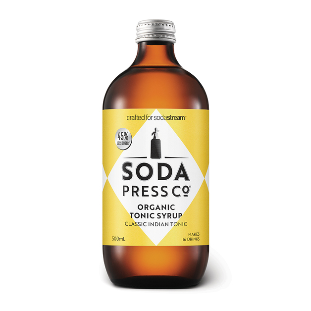 Soda Press: Classic Indian Tonic