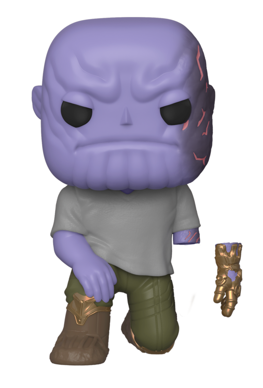 Avengers: Endgame - Thanos (with Removable Arm) Pop! Vinyl Figure