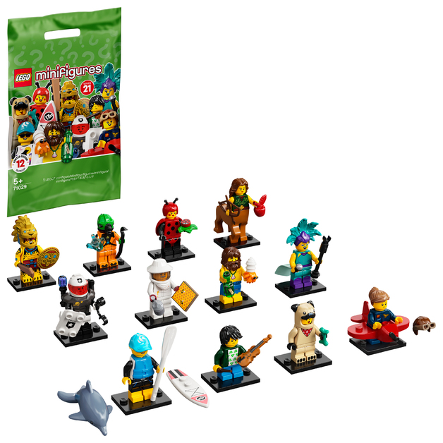 LEGO Minifigures: Series 21 (71029)