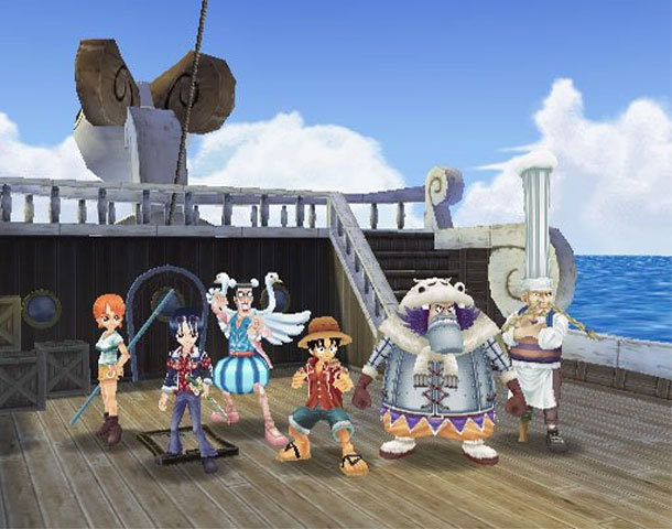 One Piece: Grand Adventure for PlayStation 2 image