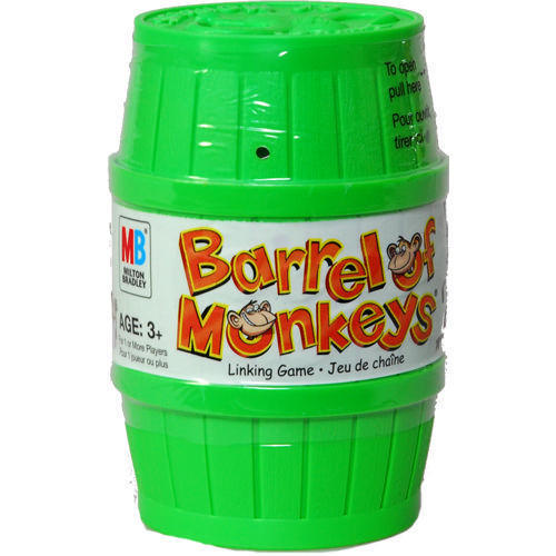 Barrel of Monkeys image