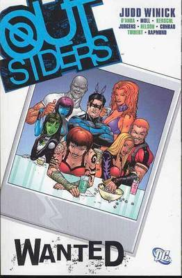 Outsiders Vol 03 by Judd Winick image