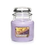 Yankee Candle Medium Jar - Lemon Lavender (411g)