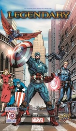Legendary: Captain America - Expansion Set