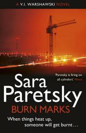 Burn Marks by Sara Paretsky