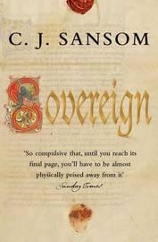 Sovereign (Matthew Shardlake #3) by C.J. Sansom image
