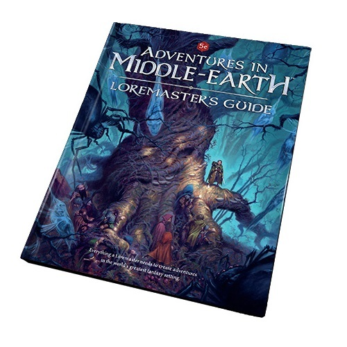 Dungeons & Dragons RPG: Adventures in Middle-Earth - Loremaster`s Guide image