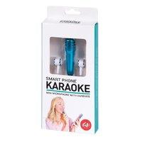 Smart Phone Karaoke - Microphone & Earbuds Asst. image