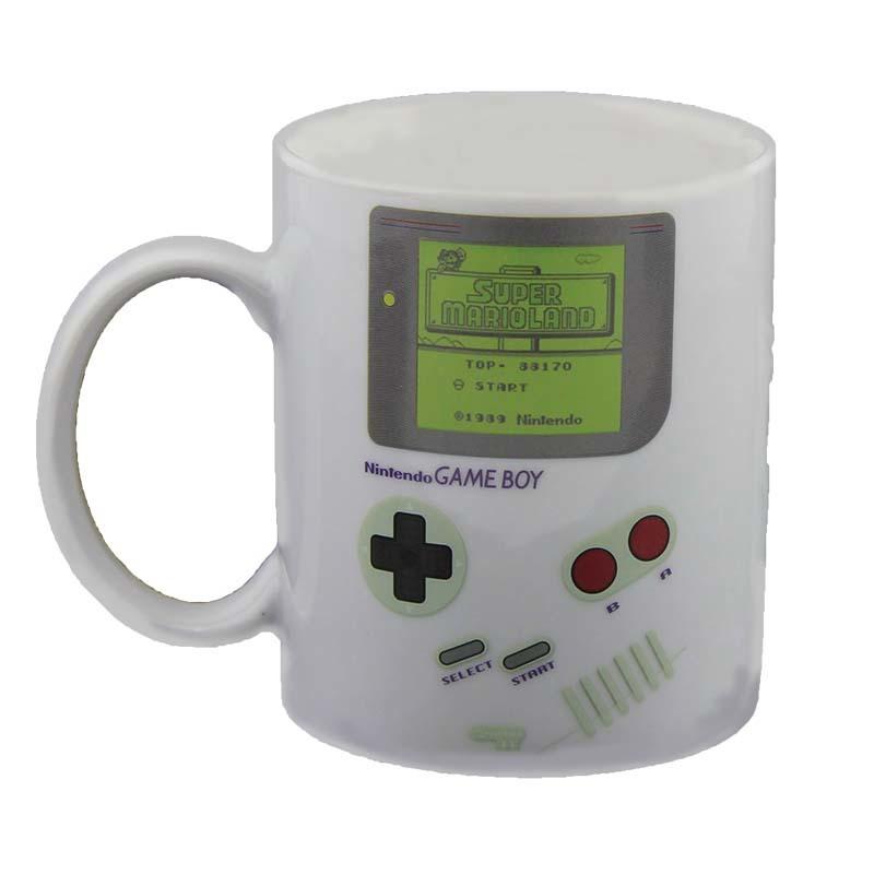 Game Boy Heat Change Mug image