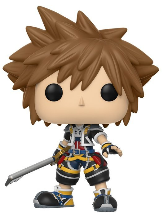Kingdom Hearts - Sora Pop! Vinyl Figure