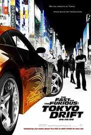 The Fast & The Furious 3: Tokyo Drift on UHD Blu-ray