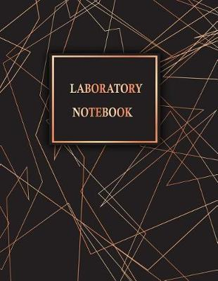 Laboratory Notebook by Patrick Creation
