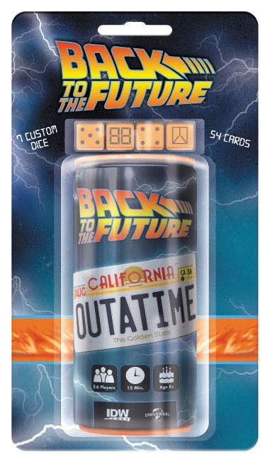 Back to the Future: OUTATIME - Dice Game