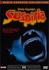 Suspiria on DVD