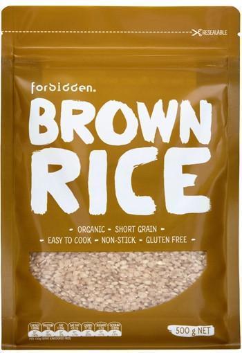 Forbidden Organic Brown Rice 500g