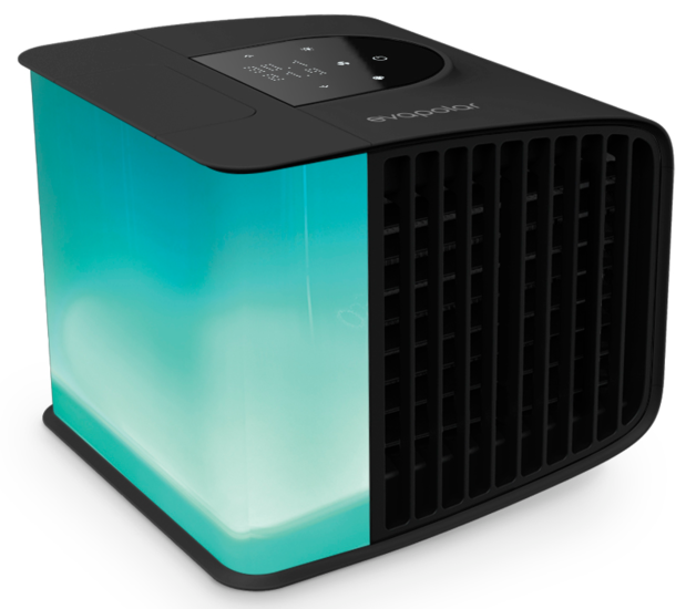 Evapolar: EvaSMART - Personal Air Conditioner (Black)