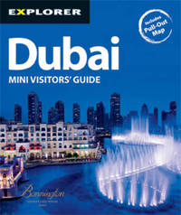 Dubai Mini Visitors' Guide by Explorer Publishing and Distribution image