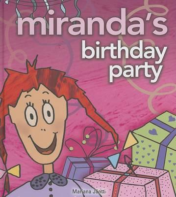 Miranda's Birthday Party image