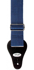 Stagg Nylon Guitar Strap (Blue)