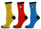 Star Trek Original Series Socks 3-Pack Set